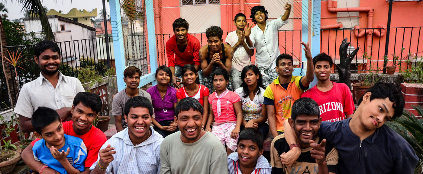 Shuktara provides a loving home for boys and young adults with disabilities who have no family of their own.